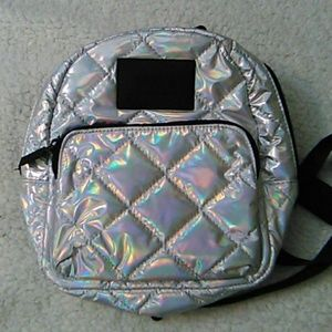 Victoria Secret Pink Sliver Backpack